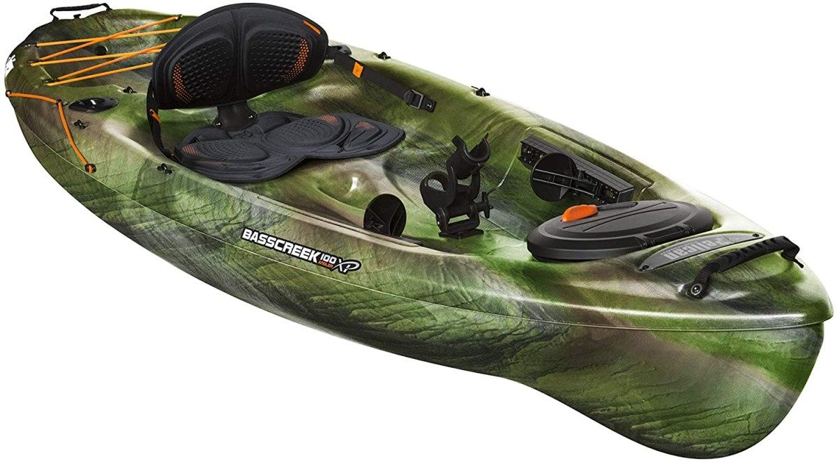 Pelican Bass-creek 100x Angler