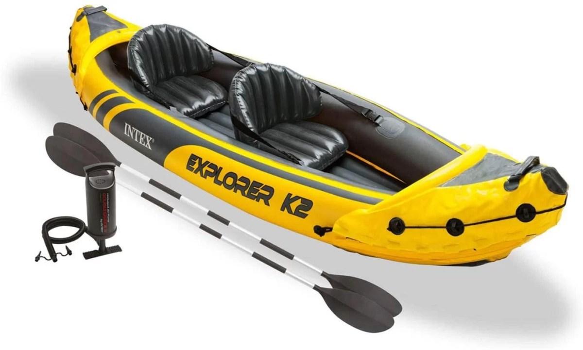 Intex Explorer K2 beginners Kayak