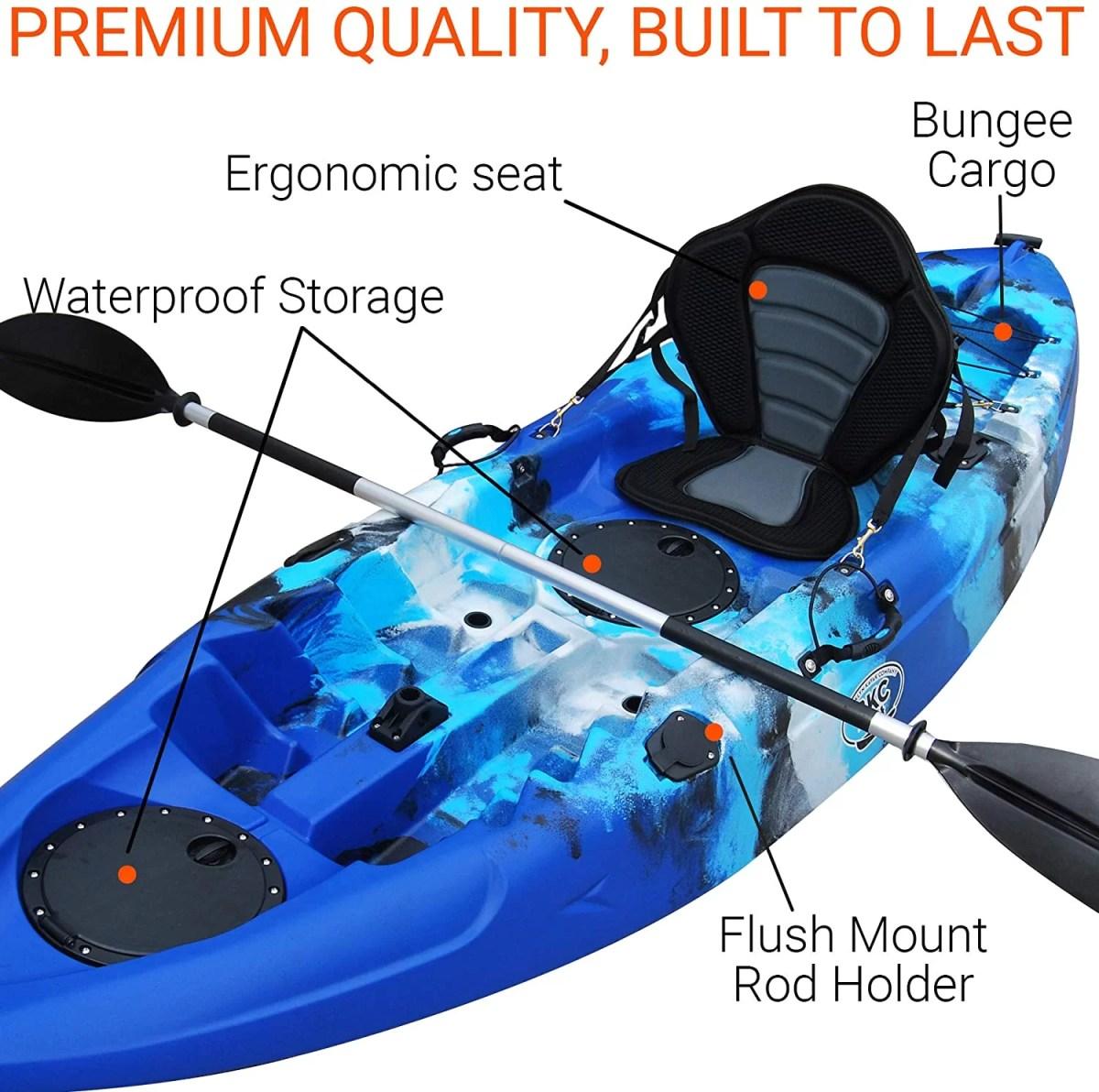 Brooklyn Kayak Sit On Top