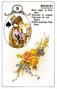 09 bouquet lenormand