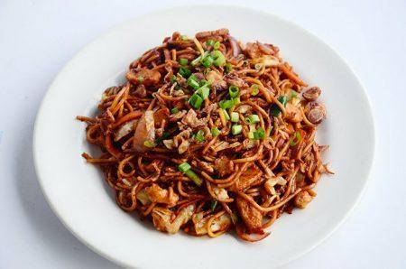 Mee Goreng daging - Daily Makan