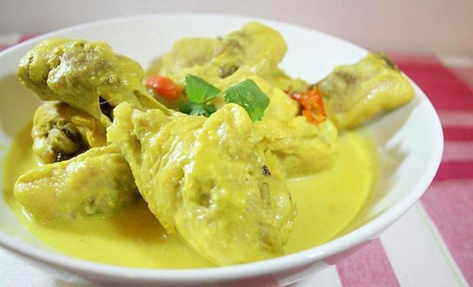 Ayam Masak Lemak Cili Api Khairul Aming Daily Makan