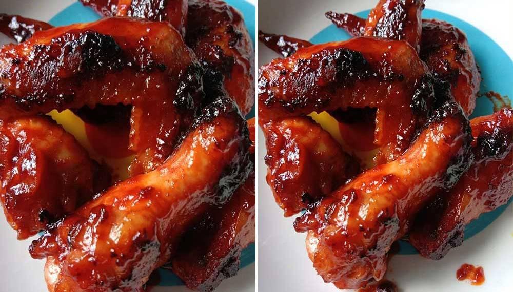 Cara Perap Ayam Bakar Madu
