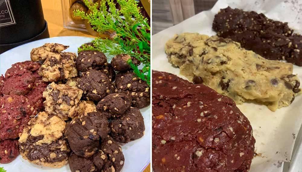 3 Jenis Cookies