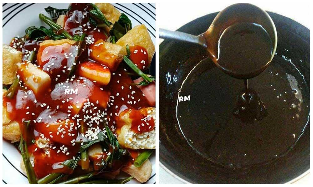 Wanita Ini Kongsi Cara Buat Dua Jenis Kuah Yong Tau Fu Yang Sedap Dan Mantap Daily Makan