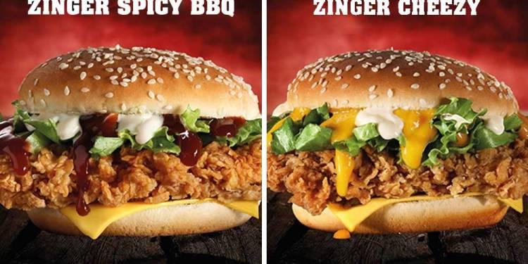 Burger Zinger