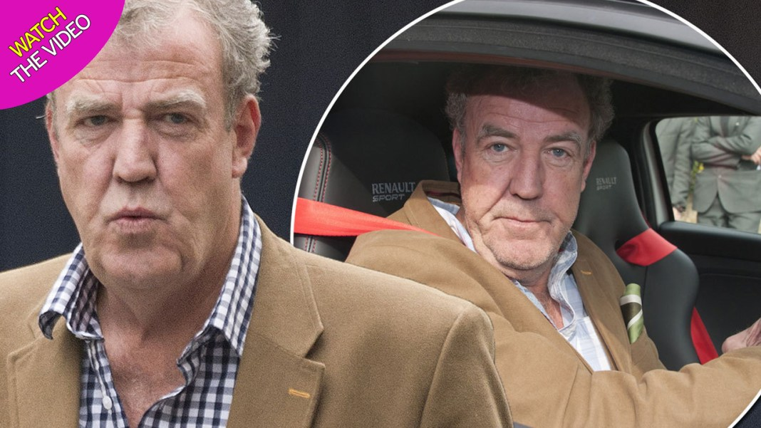 Grand Tour TV host Jeremy Clarkson