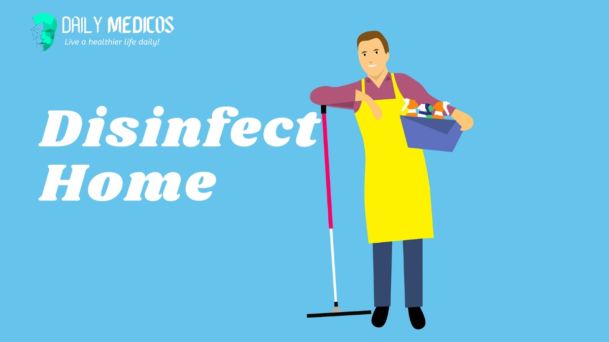 Disinfect Home: Useful, inexpensive home remedies to Disinfect your home 8 - Daily Medicos