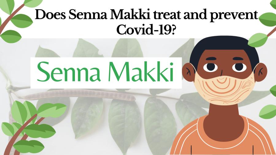 Senna Makki for Covid-19