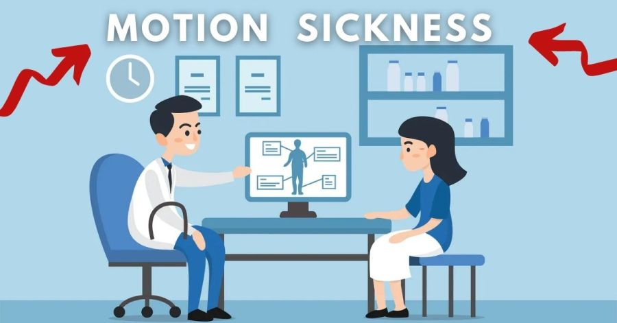 Motion sickness article by dailymedicos