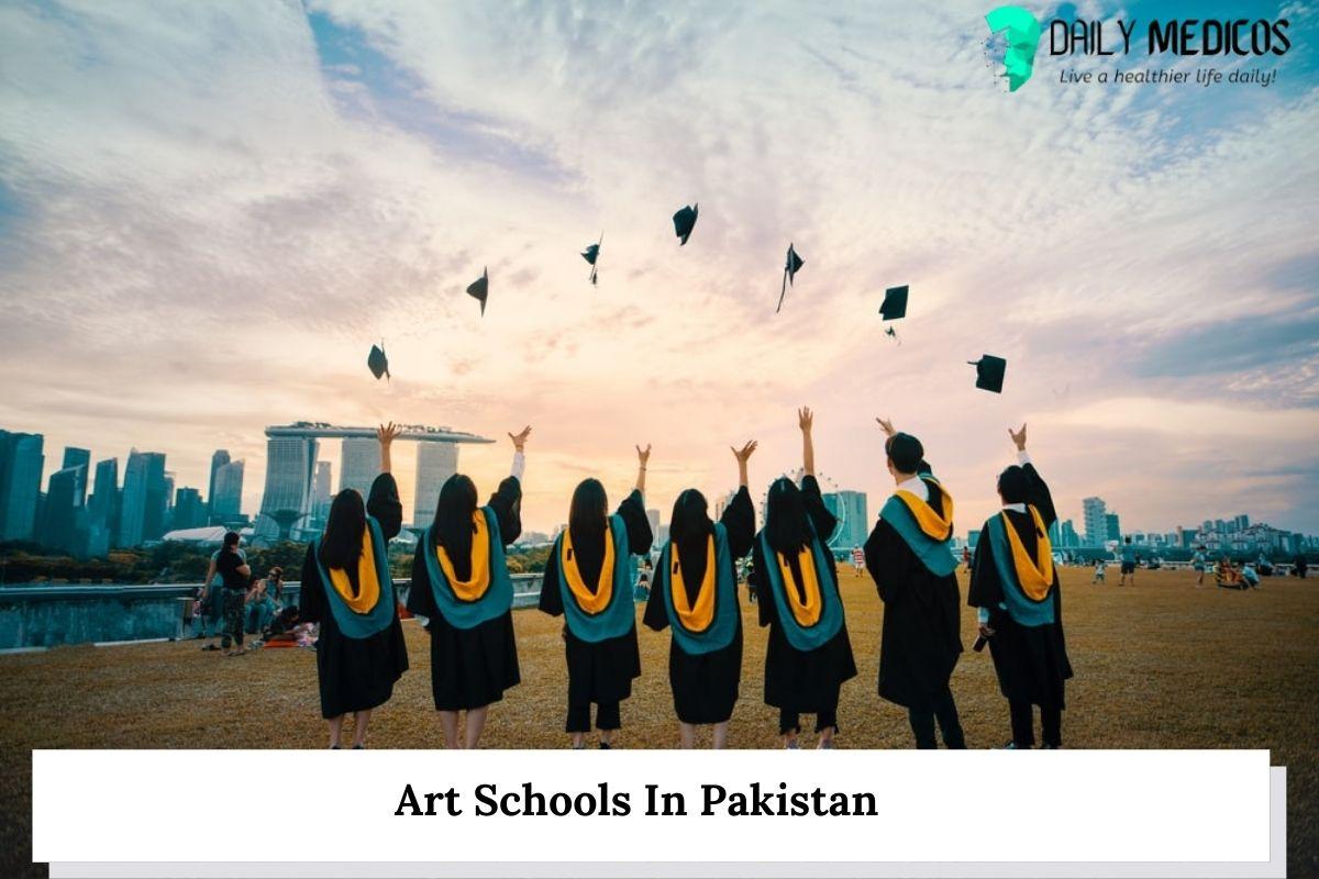 Art Schools In Pakistan 20 - Daily Medicos