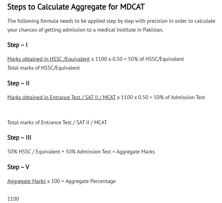 AJK Aggregate Calculator 12 - Daily Medicos