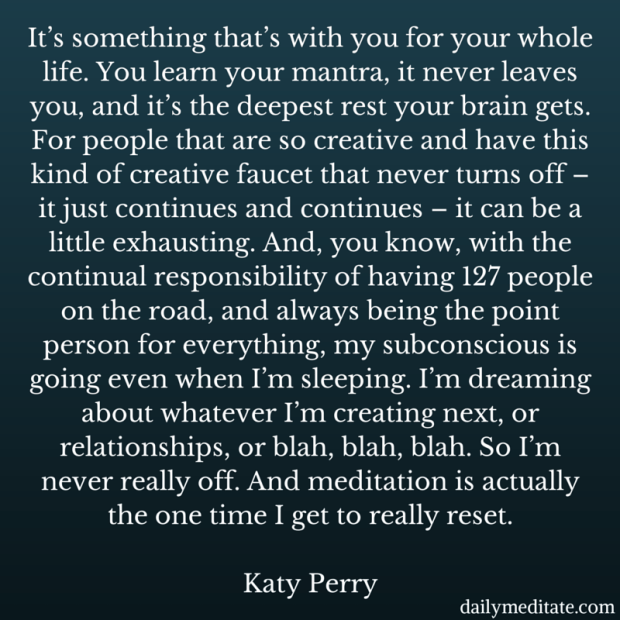 katy-perry-meditation-quote