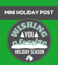 Mini Holiday Post