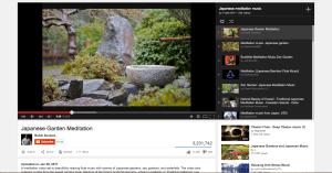 YouTube Japanese Meditation Music Playlist