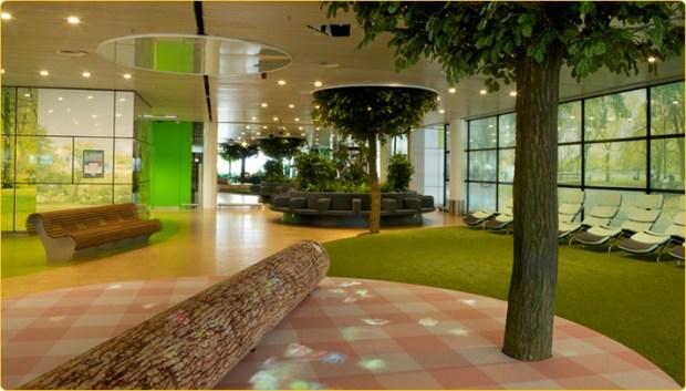 Schiphol Amsterdam Airport Park