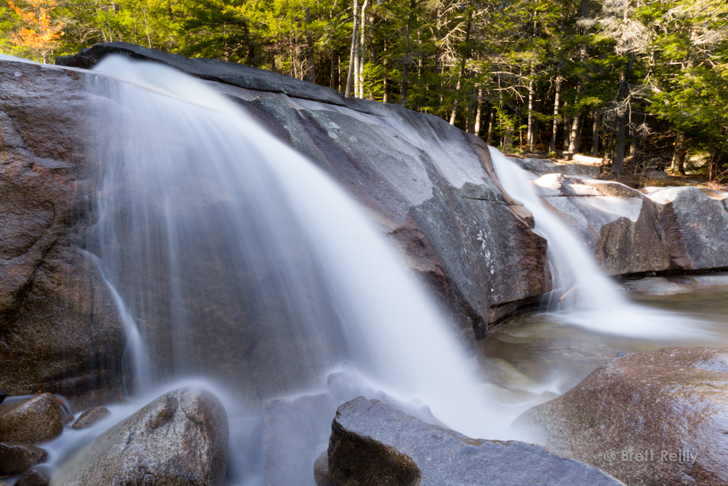 Dianas Baths North Conway NH Waterfall Pictures DailyMilk