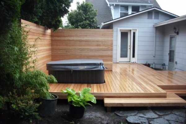 44 Amazing Ideas For Your Backyard Patio and Deck Space ... on Deck Inspiration  id=18445
