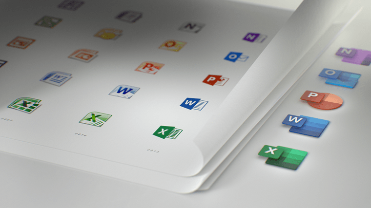 Microsoft Office new user Interface reveals