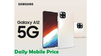 Samsung Galaxy A12 5G Leaked in Product Mockups; Samsung's Next Cheapest 5G Phone