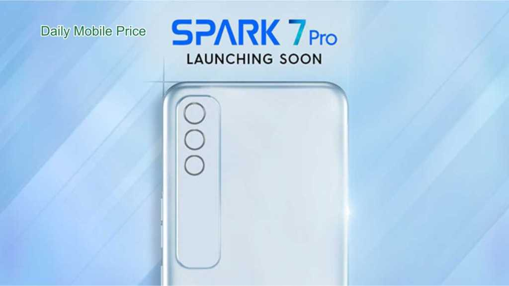 TECNO to soon launch a complete package phone with the best processor and camera features in Spark 7 Pro