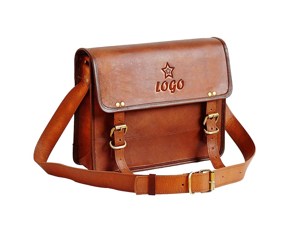 bag mockup it's a bag mockup which can show the preview of the logo design. Logo On Leather Bag Mockup Free Psd 2021 Daily Mockup