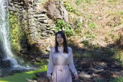 Chloe Kim, portrait