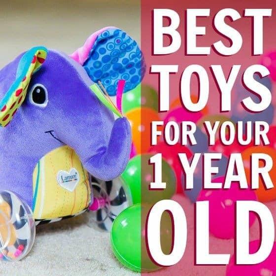 Best Developmental Toys 1 Year Old