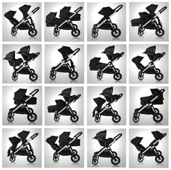Stroller Guide City Select By Baby Jogger 187 Daily Mom