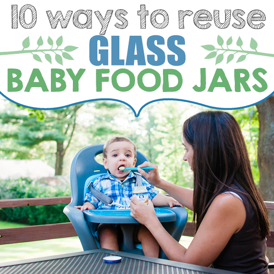 10 Small House Designs That Break Preconceptions About Small Size: 10 Ways To Reuse Glass Baby Food Jars » Daily Mom