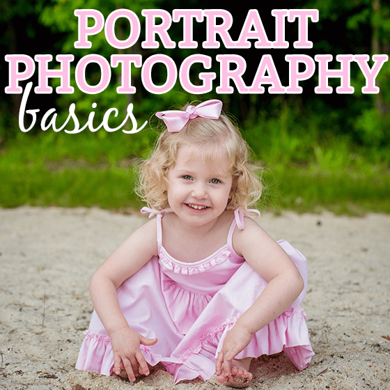 Portrait Photography Basics