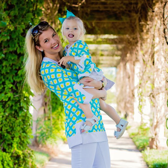 Mommy & Me: Coordinating Clothing for the Entire Family 17 Daily Mom Parents Portal