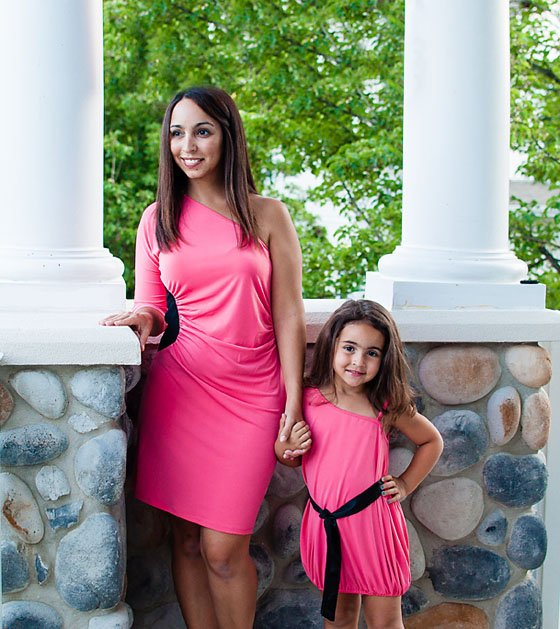 Mommy & Me: Coordinating Clothing for the Entire Family 13 Daily Mom Parents Portal