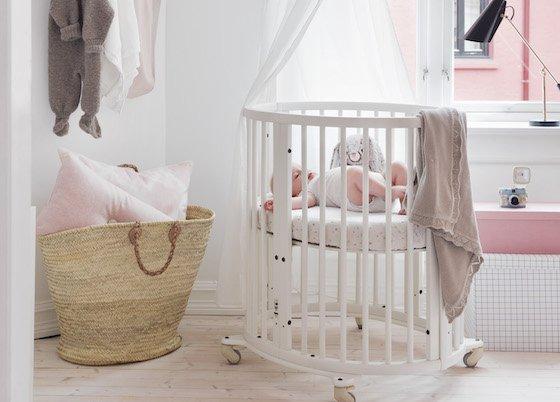 stokke sleepi crib sheets from aden anais daily mom. Black Bedroom Furniture Sets. Home Design Ideas