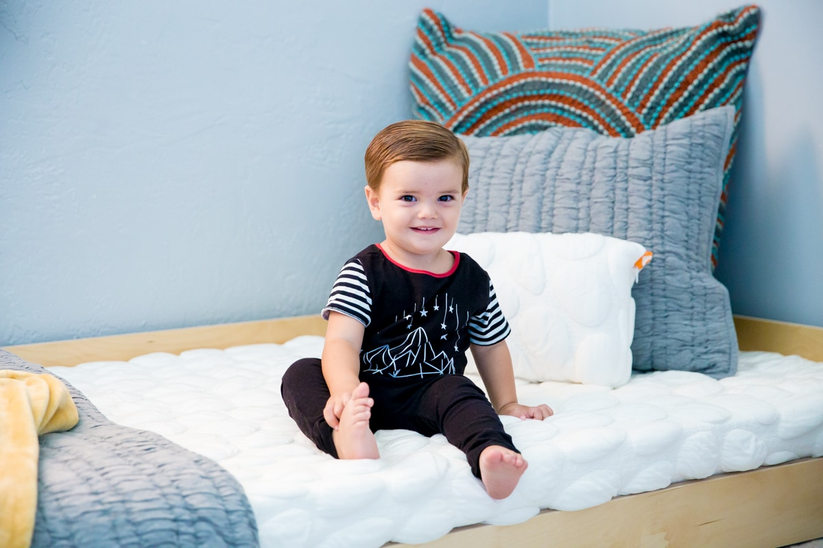 designing the perfect toddler bedroom with nook