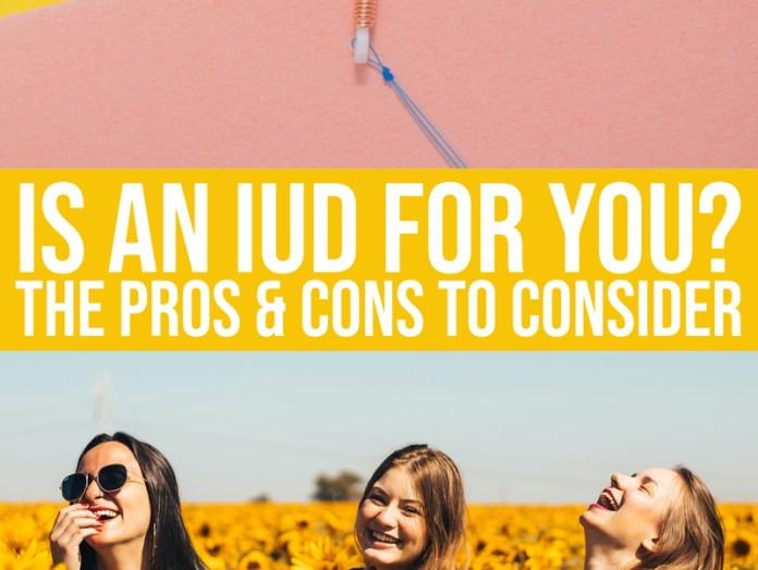 daily mom parent portal IUD Pros And Cons