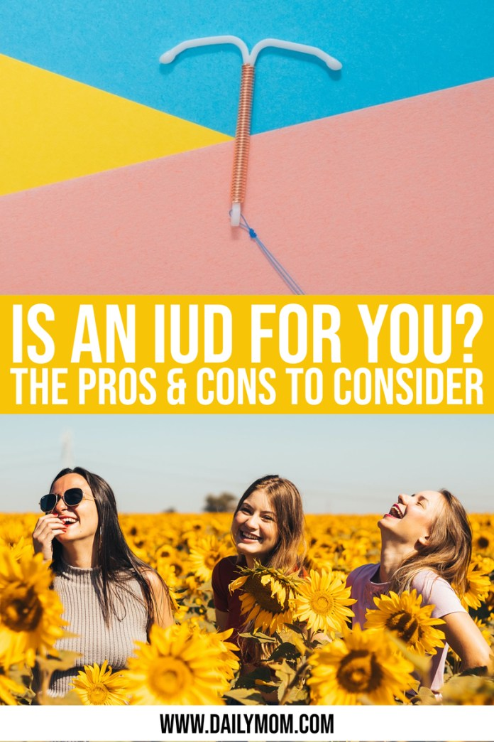 The Iud Pros And Cons To Consider