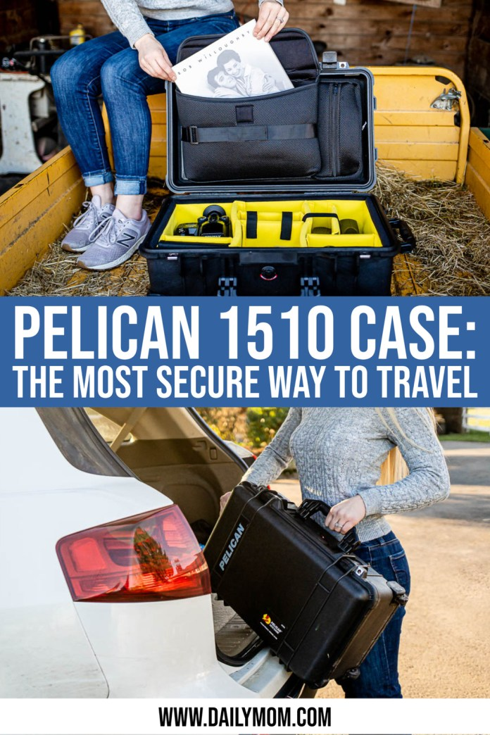 Pelican Case 1510: The Most Secure Way To Travel