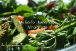 Homemade and Healthy Salad Dressings!