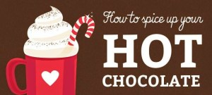 How to Make Your Hot Chocolate FANCY!