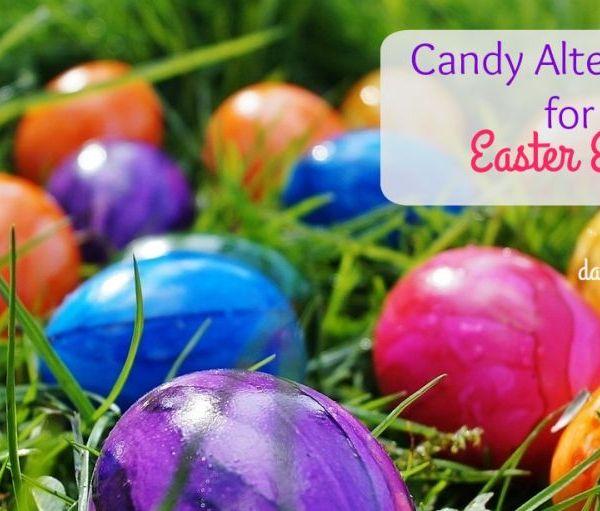 Easter Egg Candy Alternatives