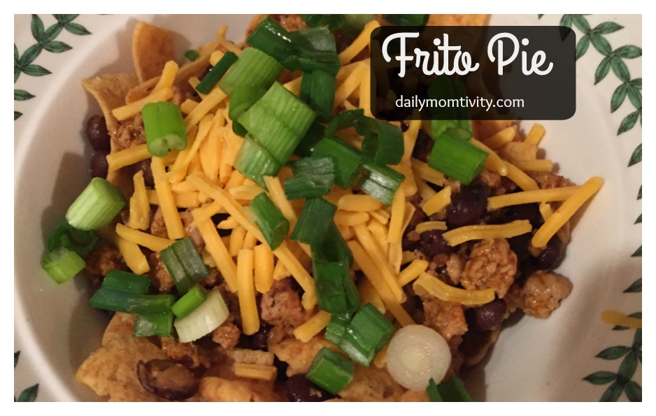 Frito Pie (Kid Friendly, Easy Meal)