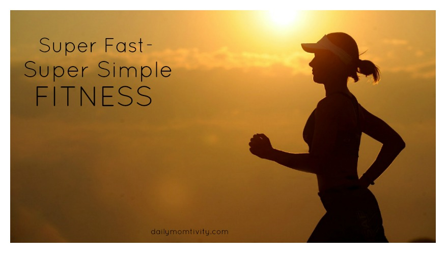 super fast and simple workout ideas