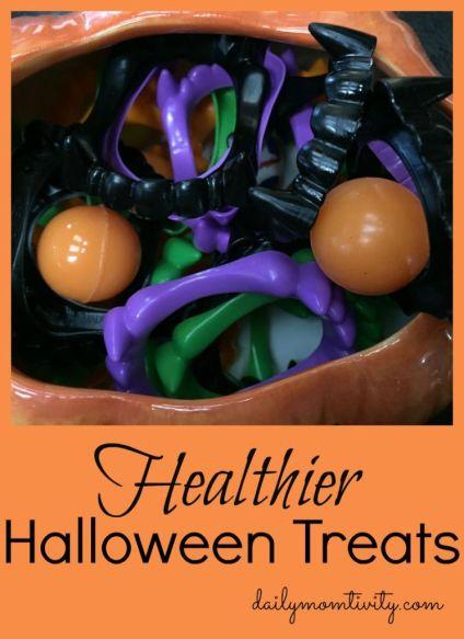 HealthierHalloweenTreats