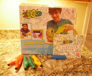 IDO3D Pen Set {Making Art Fun}