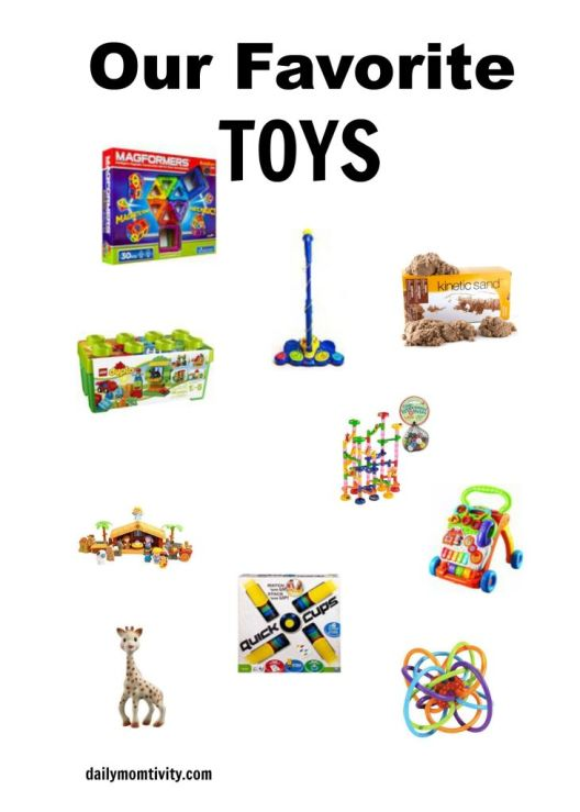 Our Favorite Toys