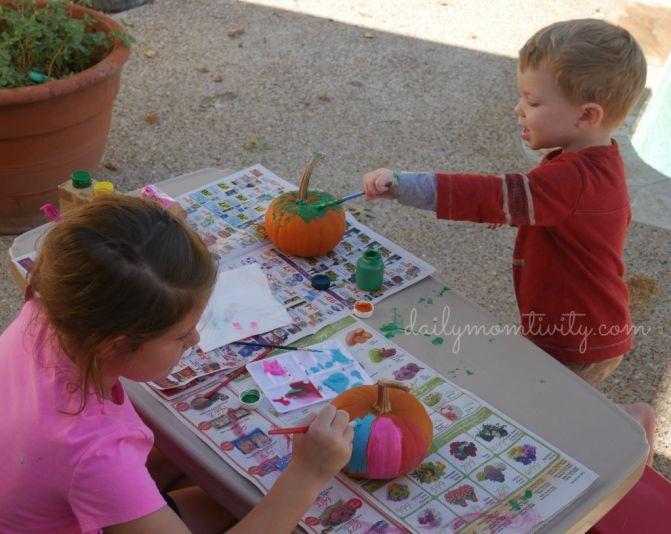 fall family fun2 #dailymomtivity