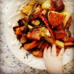 Thanksgiving side dish: Roasted Harvest Vegetables