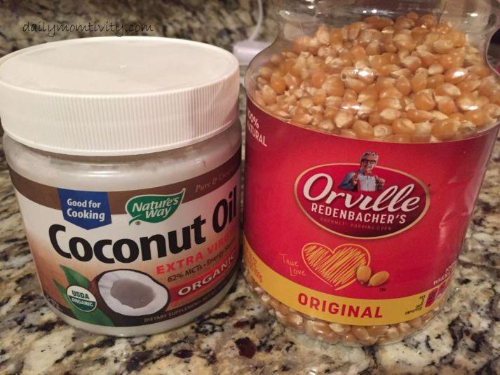 popcorn #dailymomtivity