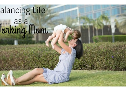How to survive as a Working Mom, tip and tricks to make it